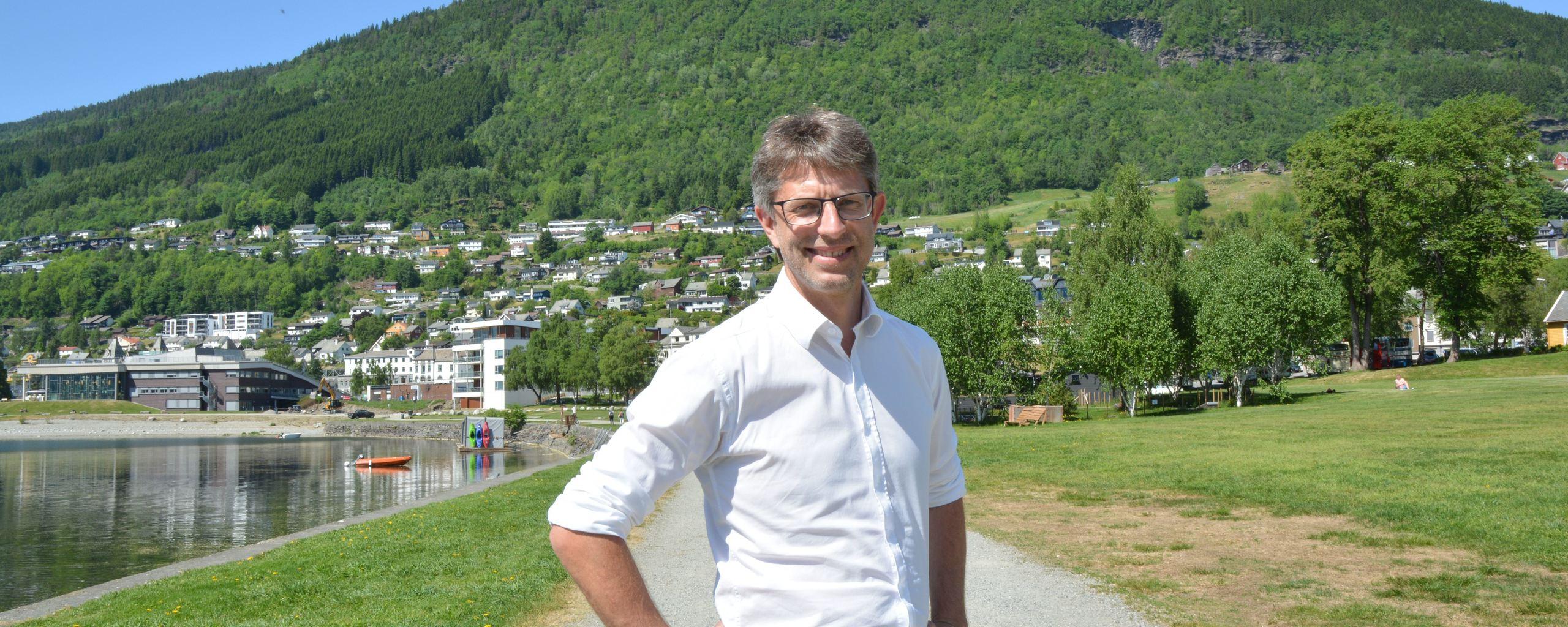 Ordførar i Voss Kommune, Hans-Erik Ringkjøb